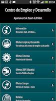Screenshot of Quart Ocupació