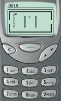Screenshot of Classic Snake 2