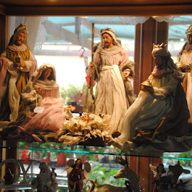 NATIVITY by James Menteith - Artistic Objects Other Objects ( artistic, objects, nativity, photography )