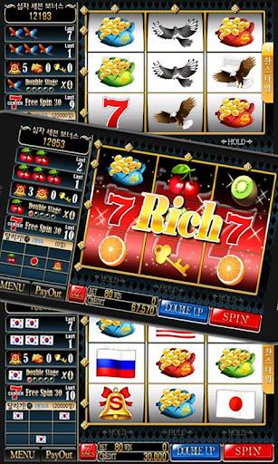 Seven 8 Land: Class 8 Slots - screenshot