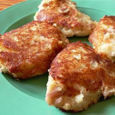 Crispy Potato Cakes
