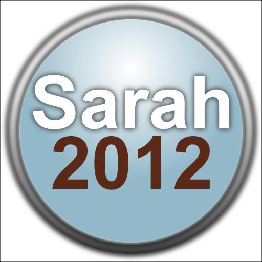 Elect Sarah Palin Countdown LOGO-APP點子