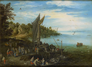 RIJKS: copy after Jan Brueghel (I): painting 1650