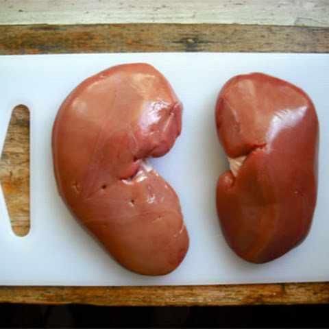 Deviled Kidneys