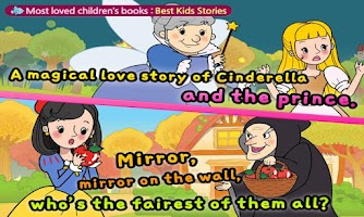 Screenshot of Best Kids Stories