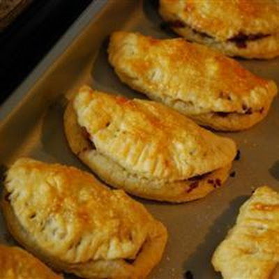 Forfar Bridies (Scottish pasties)