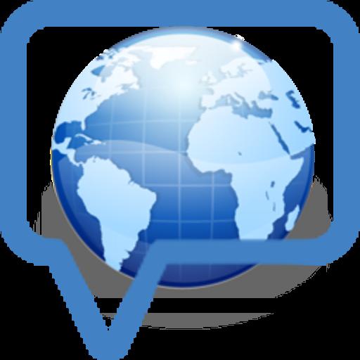 24SMS-免费 短信 发往全世界 通訊 LOGO-玩APPs