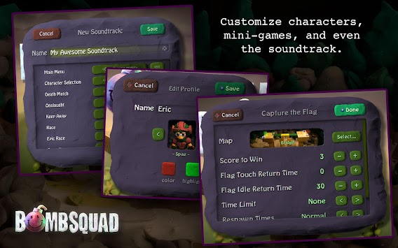 BombSquad APK screenshot thumbnail 6