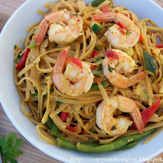 Creamy Cajun Pasta with Shrimp