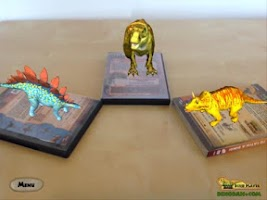 Screenshot of Dino Dan: Dino Player