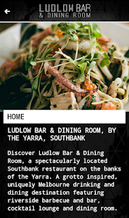 LUDLOW BAR & DINING ROOM - screenshot