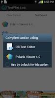 Screenshot of Default App Manager Lite