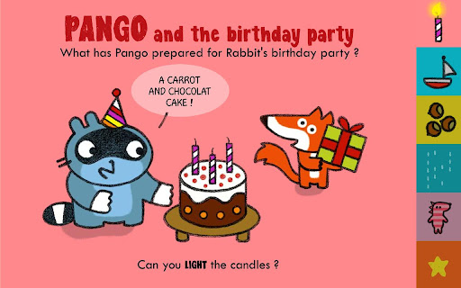 Pango and friends