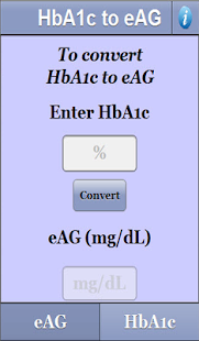 eAG-HbA1c- screenshot thumbnail