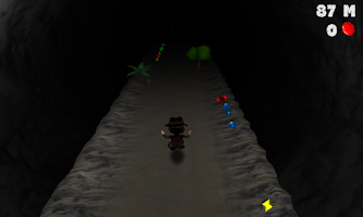 Screenshot of Simple Runner 3D