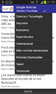 Noticias Venezuela - screenshot