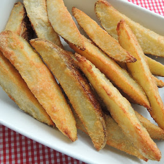 Parmesan Oven Fries