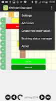 Screenshot of KWHotel Standard Mobile