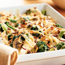 Turkey and Broccoli Bake