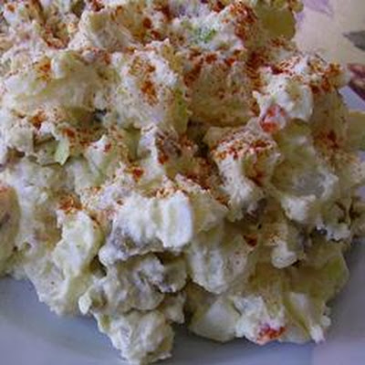 Texas German Potato Salad