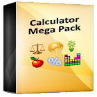 Calculator Mega Pack icon