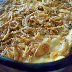 Rich and Creamy Artichoke Casserole