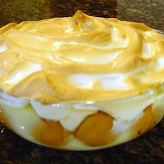 Original 'nilla Banana Pudding