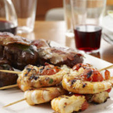 Grilled Surf and Turf