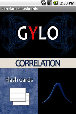 Correlation Flashcards