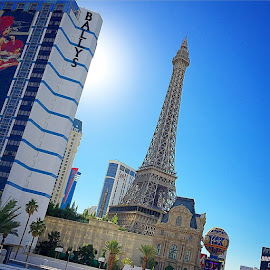 I can't wait to be back here in May! by Nicolas Los Baños - Buildings & Architecture Office Buildings & Hotels ( ballys, lasvegas, paris, TRSnapShotsContest, TotalRewards,  )