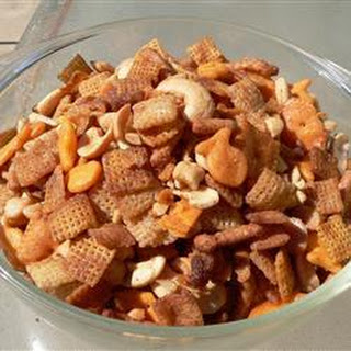 Hot and Spicy Party Mix