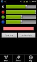 Screenshot of Light up your life