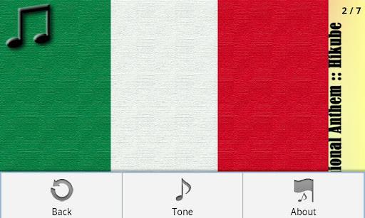玩免費運動APP|下載National Anthem::Hikube_ITA_fa app不用錢|硬是要APP
