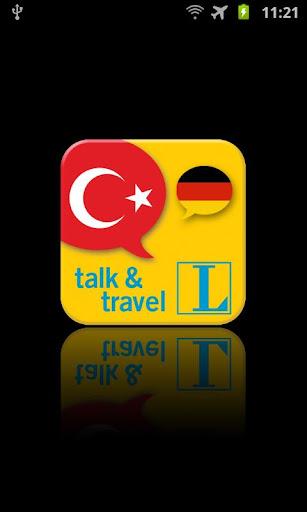 Türkisch talk travel