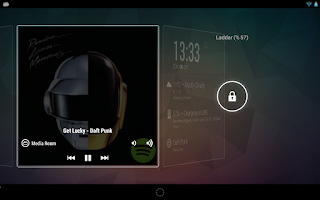 Screenshot of Sonos Widget Pro