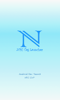 Screenshot of NFC Tag Launcher