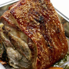 Six-Hour Pork Roast