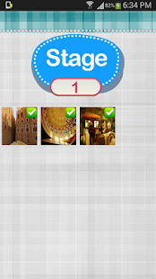 4 Pics 1 word Yemen Places - screenshot