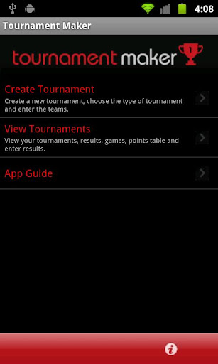 Tournament Maker