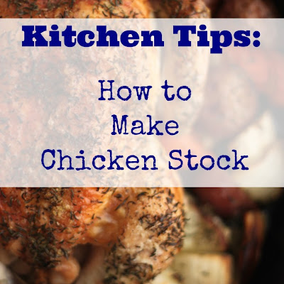 How to Make Chicken Stock