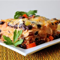 Black Bean Lasagna