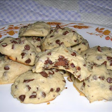 Chocolate Chip Kisses Cookies