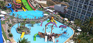 Enjoy our new AQUAPARK!