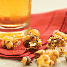 Peppered Caramel Corn