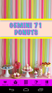 Gemini 71 Donuts - screenshot