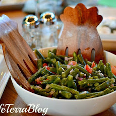 Country French Green Bean Salad