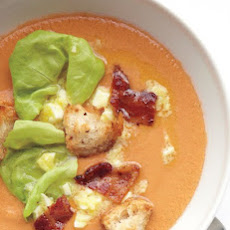 Andrea's Spicy BLT Soup