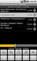 Screenshot of ZPRemote (Zoom Player Remote)