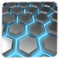 Next Honeycomb Live Wallpaper APK Descargar