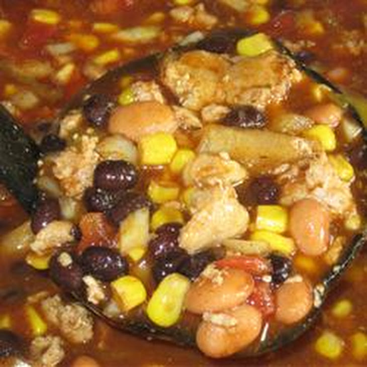 Slow Cooker Taco Soup Recipe | Yummly